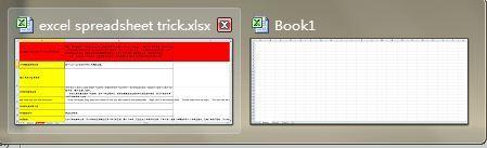 Chuyển qua lại giữa các bảng tính Excel khác nhau