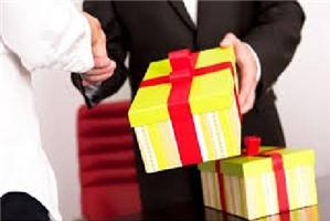 Kế toán hàng hoá cho biếu tặng năm 2016