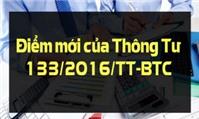 Tài khoản mới theo Thông tư 133 (dành cho doanh nghiệp vừa và nhỏ)