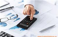 Hướng dẫn lập bảng cân đối số phát sinh tài khoản trên excel