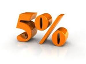 Các mặt hàng chịu thuế suất thuế GTGT 5%