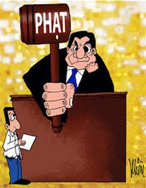 Khai không đầy đủ các nội dung trong hồ sơ thuế có bị phạt không?
