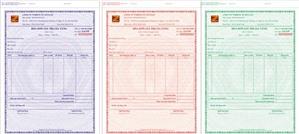Các quy định về hóa đơn đặt in ra sao?