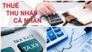 Thông báo mã số thuế người phụ thuộc