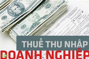 Doanh thu xác định thu nhập chịu thuế TNDN