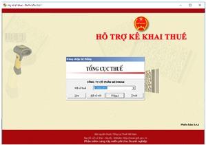 Bảng kê mẫu số 25/ĐK-TCT (ban hành kèm TT95/2016/TT-BTC)