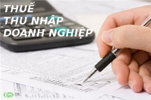 Sơ đồ kế toán thuế thu nhập doanh nghiệp theo Thông tư 133