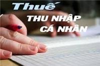 Tờ khai quyết toán thuế thu nhập cá nhân mẫu 05/QTT-TNCN