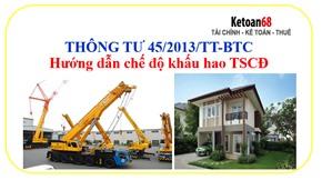 Nguyên tắc kế toán tài sản cố định, bất động sản đầu tư và chi phí đầu tư xây dựng cơ bản dở dang Bài 24)