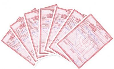 Quy định về cách sử dụng hóa đơn giấy được chuyển đổi từ hóa đơn điện tử.