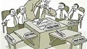 Kế toán trong trường hợp tách đơn vị kế toán