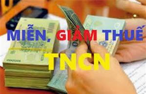 Hồ sơ tự quyết toán thuế TNCN 2018