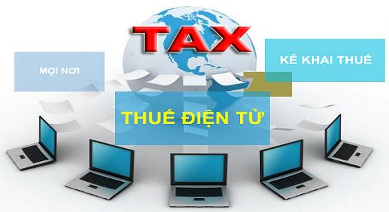 Đăng ký sử dụng dịch vụ thuế điện tử