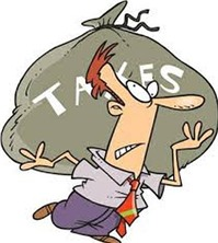 Thu nhập, Chi phí được trừ khi tính thuế TNDN, TNCN