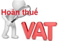 Quy định mới nhất về hoàn thuế GTGT năm 2016