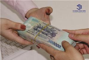 Cách Điều chỉnh đối với những hóa đơn trên 20 triệu trả bằng tiền mặt đã kê khai khấu trừ thuế