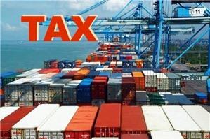 Điều kiện khấu trừ thuế giá trị gia tăng đầu vào của hàng nhập khẩu