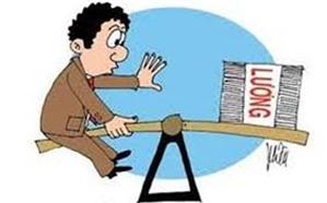 Chi phí tiền lương không đóng bảo hiểm có được tính vào chi phí được trừ khi tính thuế TNDN