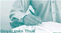 Các kỹ năng cần thiết kiểm tra sổ sách kế toán khi quyết toán thuế