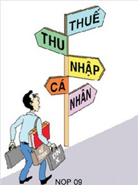 Thuế TNCN doanh nghiệp nộp thay người lao động có được tính vào chi phí được trừ hay không?